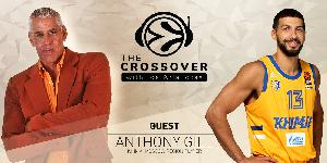 The Crossover: Anthony Gill