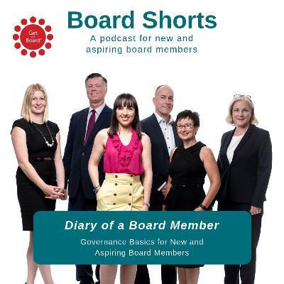Governance Basics for New and Aspiring Board Members | Ep. 08