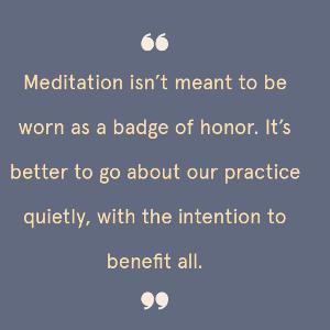 11. My 1st Year Meditating