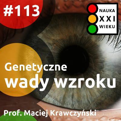 #113 - Oftamogenetyka