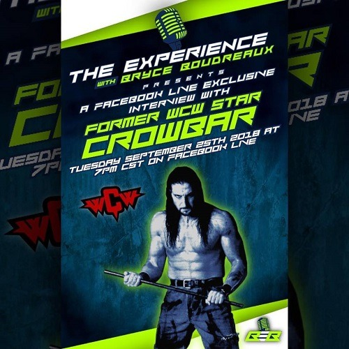 CROWBAR INTERVIEW // The Experience With Bryce Boudreaux