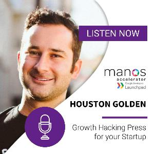 Growth Hacking Press for your Startup - Houston Golden