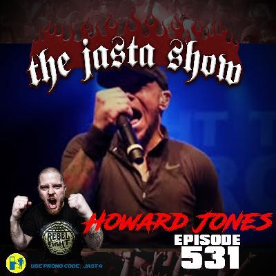 Episode #531 - Howard Jones (Light The Torch)