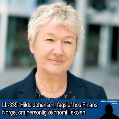 LL-335: Hilde Johansen om personlig økonomi i skolen