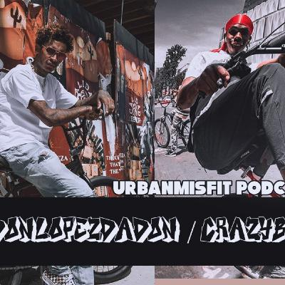 Urban Misfit LIVE   #keepitstreet w- Deion aka @donlopezdadon & @crazyboi_cbreezy_  Thronecycles
