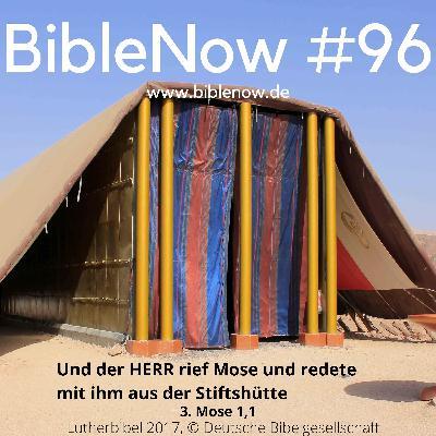 BibleNow #96: 3. Mose 1