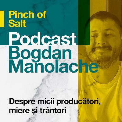 Sezonul 2   Ep. 2   Povești despre micii producători, miere și trântori cu Bogdan Manolache