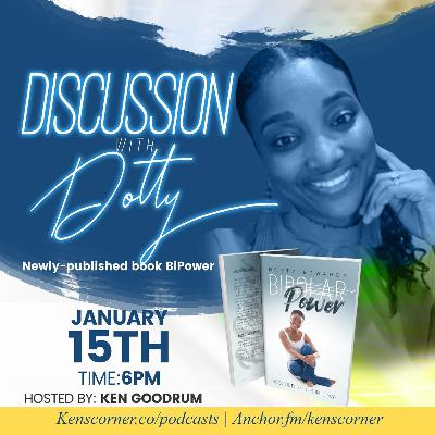 Bi-Power, an interview with the author, Dorethea Edwards - Ep 81