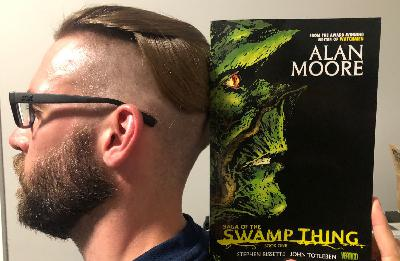 "Ep. 32: ""Saga of The Swamp Thing""  (Book One)"