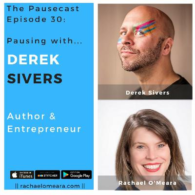 The Pausecast Ep. 30 Derek Sivers