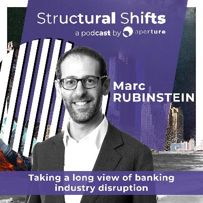 Taking A Long View Of Banking Industry Disruption w/ Marc RUBINSTEIN