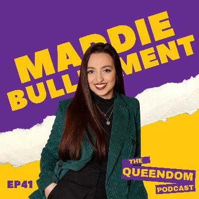 Episode 41 - Maddie Bulleyment