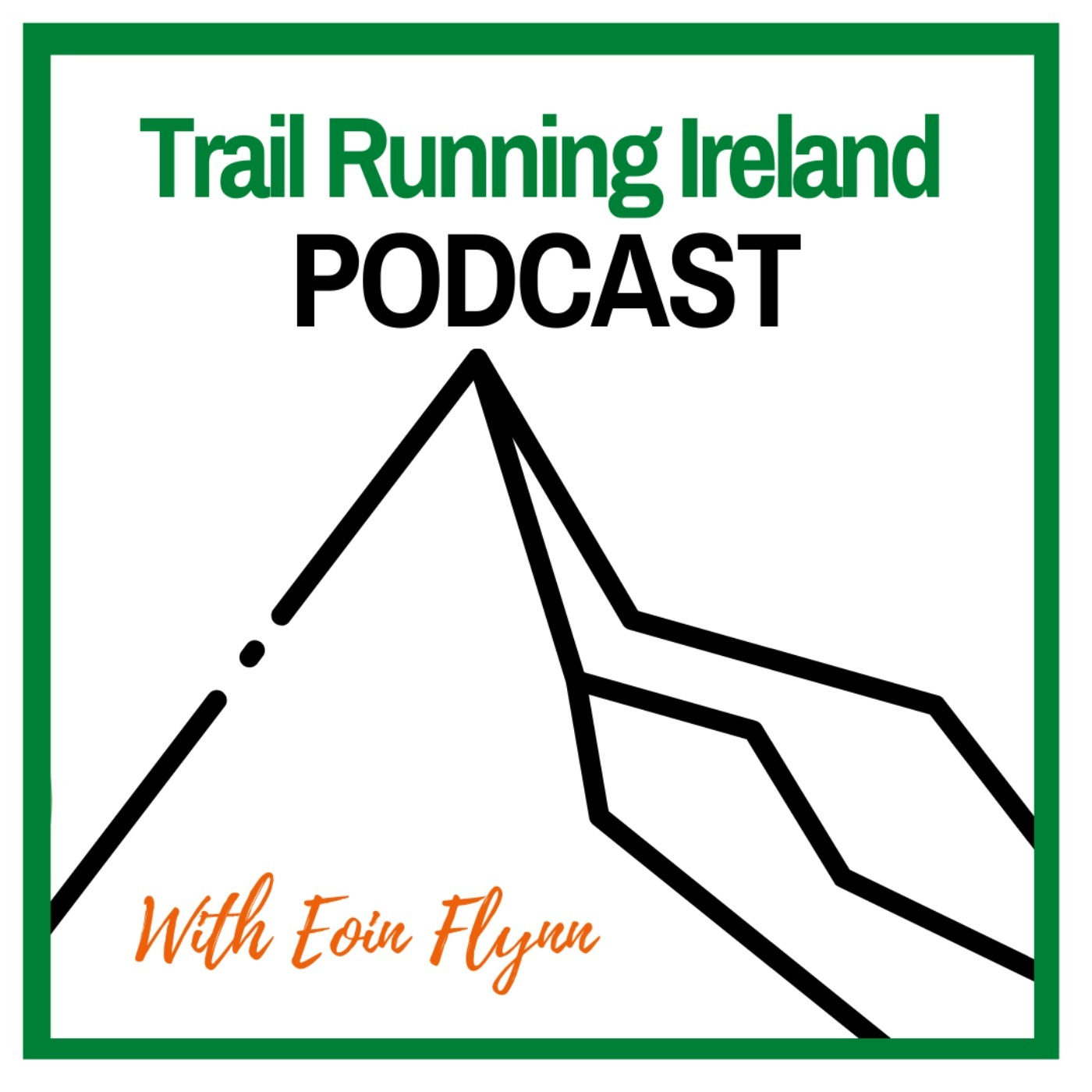 Trail Running Ireland Episode 1 with Irish Trail Running legend and UTMB Winner Eoin Keith
