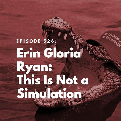 Erin Gloria Ryan: This Is Not a Simulation