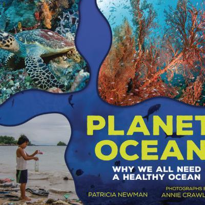 Patricia Newman Describes Planet Ocean