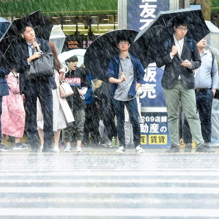 Japan March for Life—The Cloudiest Summer