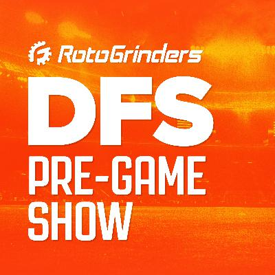 DFS Pre-Game Show - NFL Strategy for 9/23/21