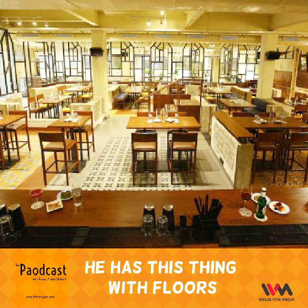 Ep. 79: He Has This Thing With Floors