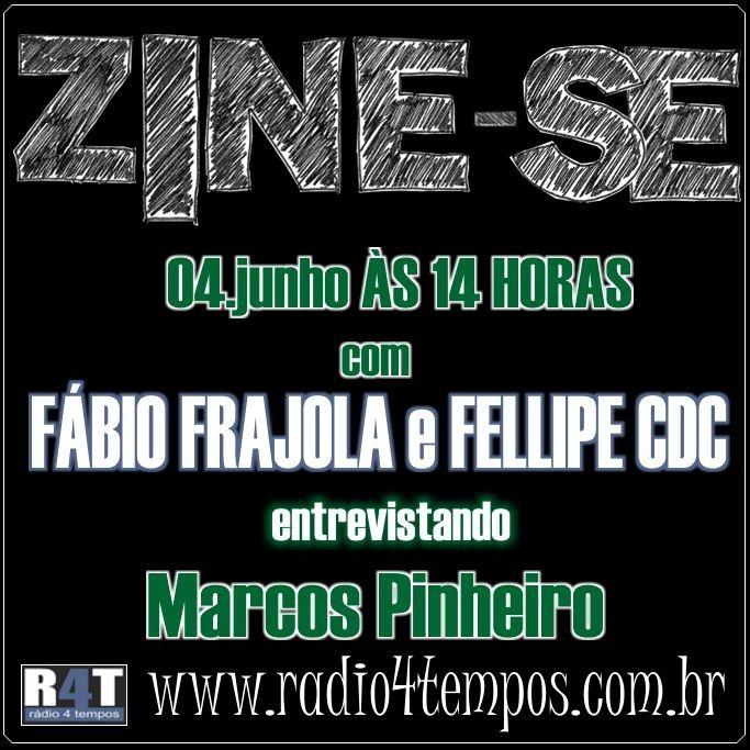 Rádio 4 Tempos - Zine-se 06