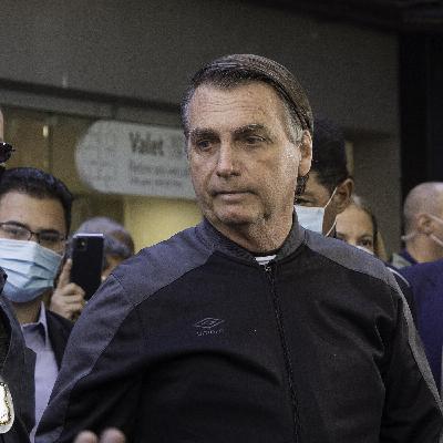 Bolsonaro 'ON' sinaliza veto ao fundo eleitoral; CPI 'OFF' analisa documentos; e o 'esquenta' para a Olimpíada de Tóquio