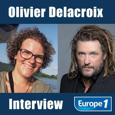 Épisode 23 - Mon passage au micro d'Olivier Delacroix