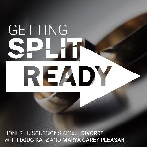 Getting Split Ready Episode 17.3 (Preview): Playing the Blues - Dealing with Divorce Related Depression