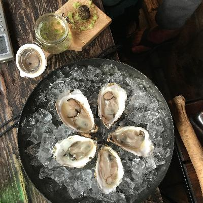 Bonus (Episode 99.5): Oysters and Genever Spirited Pearls