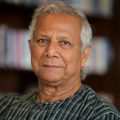 Social business and a world of three zeros, with Professor Dr. Muhammad Yunus