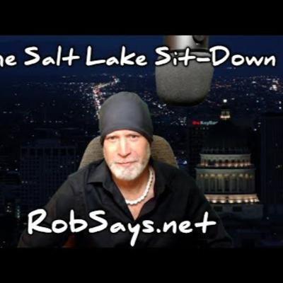 Salt Lake Sit-Down #26 - Coronavirus, Media Manipulation, Chicks, and Music. With Special Guests!