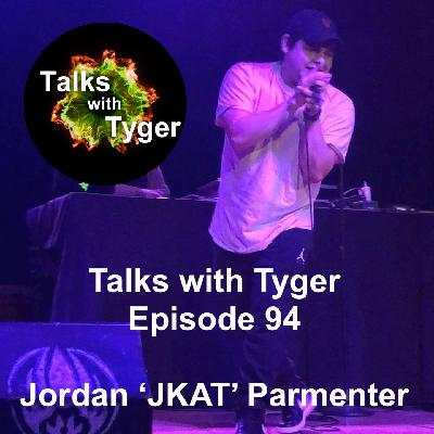 94: Feeling Like No One's Got Your Back // Jordan 'JKAT' Parmenter