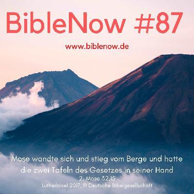 BibleNow #87: 2. Mose 32,15-29