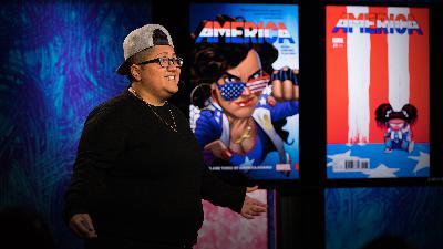 마블 최초의 라틴계 성소수자 슈퍼영웅 이야기 | 개비 리베라(Gabby Rivera)