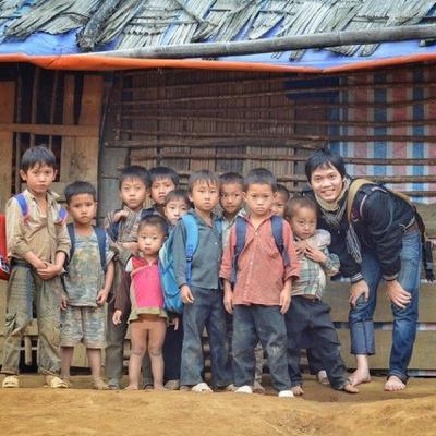 VOV - Nhóm Tình nguyện Niềm tin và dự án nuôi cơm cho trẻ em vùng cao