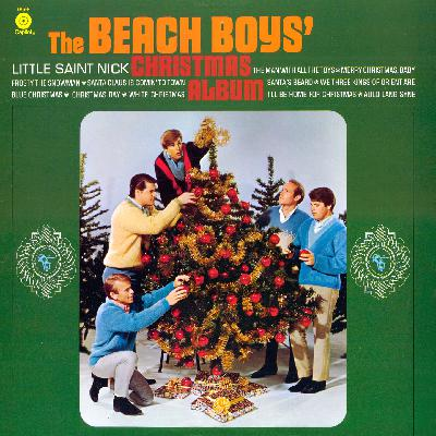 0077 - 'The Beach Boys' Christmas Album' (Beach Boys) - Especial programa navideño 2019