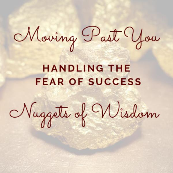 Handling the Fear of Success