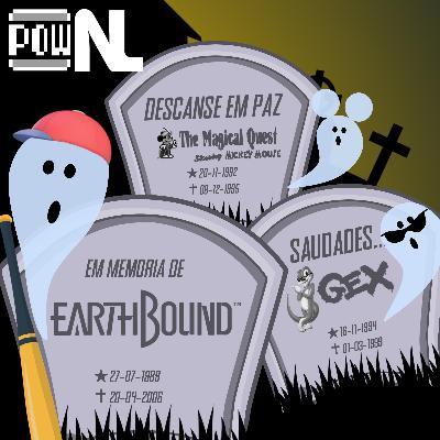 Nintendo POWdcast #130 – Ressuscitando Franquias: Earthbound, Gex e Magical Quest