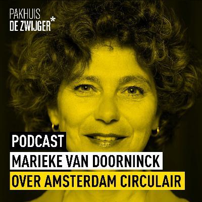 Marieke van Doorninck over Amsterdam Circulair