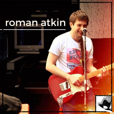 Roman Atkin ~ Music set | live at the May 2015 Sunday Matinée