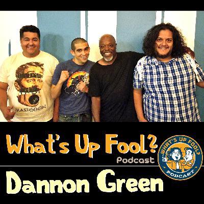 Ep 261 - Dannon Green