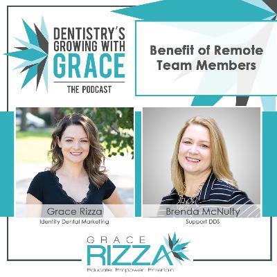 Benefit of Remote Team Members