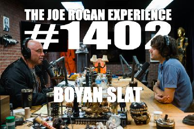 #1402 - Boyan Slat