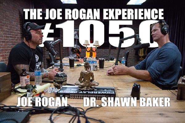 #1050 - Dr. Shawn Baker