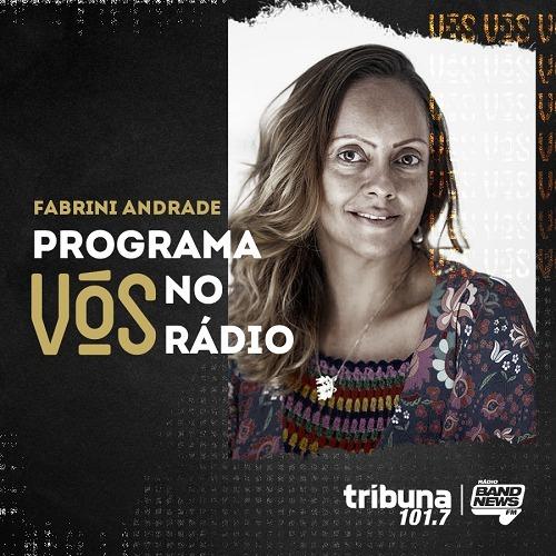 VÓS NO RÁDIO #36: Fabrini Andrade faz a ponte entre educação e acolhimento