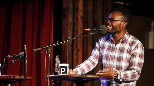 William Jackson Harper: Getting To The Good Place