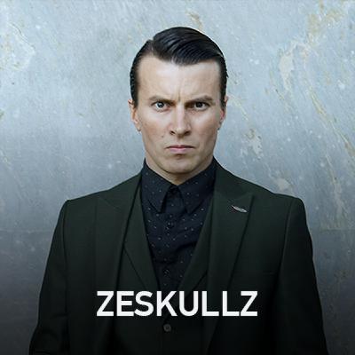 Zeskullz presents @ Record Club #136 - Isi Audi (16-09-2021)