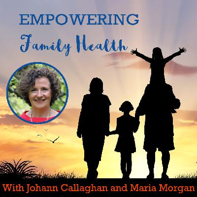 Ep#26 The Healing Power of Essential Oils with Maria Morgan