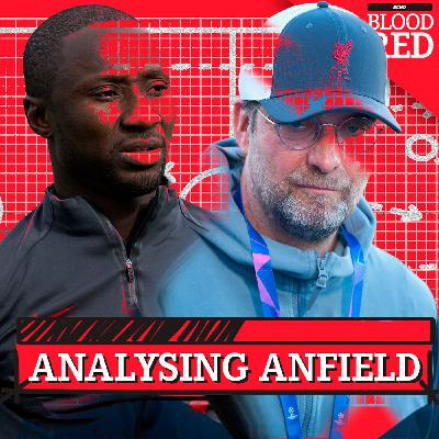 Analysing Anfield: Why even the data can't save Jurgen Klopp losing trust in Naby Keita & how Reds salvage Champions League tie