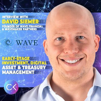 🌟Early-Stage Investment, Digital Asset & Treasury Management (w David Siemer & Constantin Kogan)