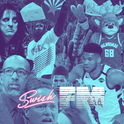 NBA Finals Endorsement