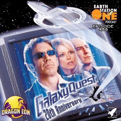 The Earth Station One Podcast – Galaxy Quest 20th Anniversary